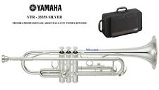 Yamaha Ytr3335s Tromba da Studio in sib Silver Custodiayamytr3335s