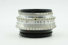 Hasselblad 80mm f2.8 Zeiss Tessar Lens 80/2.8 for 1000F Silver              #588