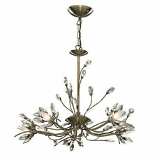 Art Deco Style Glass Ceiling Lights & Chandeliers