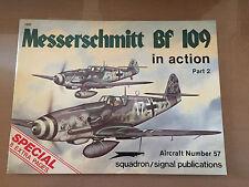 SQUADRON SIGNAL PUBLICATION 1057 - AIRCRAFT 57 - MESSERSCHMITT Bf 109 Pt.2