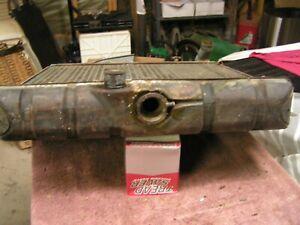 "1966 Dodge Polara ( ""C"" body) original radiator, 383 CI engine"
