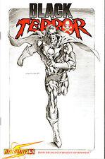 Black Terror #3 Dynamite Texiera Sketch Variant Comic Book NM Direct J&R