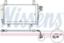 Nissens 940326 Air-con Condenser [Next working day to UK!]
