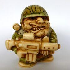 Peace Keeper - Pot Bellys - NIB - Soldier Figurine - Martin Perry Studios