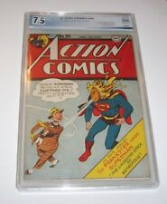 Action Comics #95 - Graded VF- 7.5 - 1946 DC Golden Age issue (Prankster)