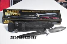 PISAU RAMBO FIRST BLOOD PART 11 BOOT KNIFE SYLVESTER STALLONE EDITION