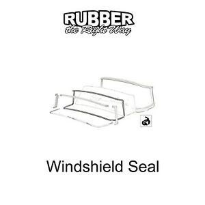 1955 1956 Ford & Mercury Windshield Seal