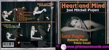 CD JONI MITCHELL PROJECT HEART AND MIND NOTAMI 2014 PUGLIA MONTI CASALI