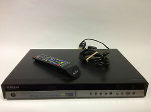 Samsung DVD REDORDER hdd DVD-HR753 160gb