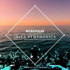 MILK & SUGAR/MS/Euphonica Ibiza Symphonica ( Neues Album 2020 )  CD NEU & OVP