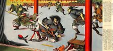 Various Artists Yamato Sakura Japanese History Battle Picture Album Print No. 6