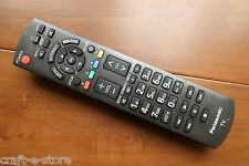 GENUINE Panasonic 3D TV Remote N2QAYB000704 for 2012 UT50 & XT50 Plasma TVs