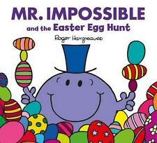NEW Mr Impossible and the Easter Egg Hunt By Roger Hargreaves Paperback