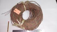 Excellent #22AWG WE Waxed Enameled Tinned silk Solid Copper wire 20M ( #861 )
