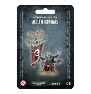 Warhammer 40K Genestealer Cult Acolyte Iconward GSC