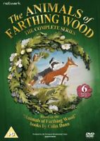 Nuovo The Animals Of Farthing Wood - la Serie Completa DVD
