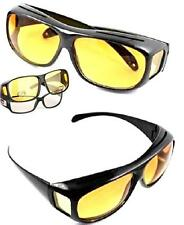 Nachtfahrbrille Überziehbrille Kontrast - Überbrille Auto Brille Sonnenbrille