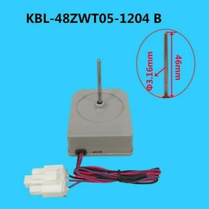 Fan Motor Refrigerator Replacement Spare Accessories For KBL-48ZWT05-1204B