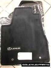 Lexus RX400H (2006-2008) OEM Genuine 4pc CARPET FLOOR MATS (Black)