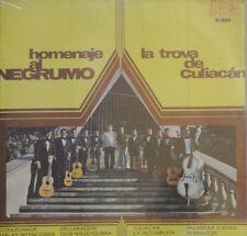 LA TROVA DE CULIACAN HOMENAJE AL NEGRUMO MEXICAN LP STILL SEALED TROVA