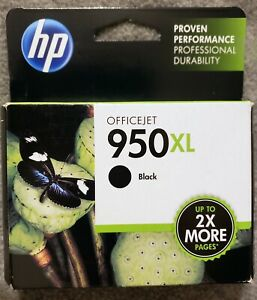 HP OfficeJet 950 XL Black Ink Inkjet Printer CN045AN Genuine