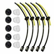 5Pcs Fuel Filter Fuel Hose Seal Hedge For Strimmer Trimmer Brush Cutter