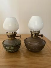 More details for vintage - paraffn lamps x 2 - used condition