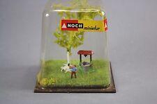 V744 Noch miniatur maquette Ho train 6208 Puits arbre personnage taille 95 mm