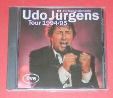 Udo Jürgens - Tour 1994/95 - 140 Tage Größenwahn -- 2er-CD / Schlager