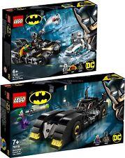 LEGO® DC Comics Super Heroes 76119 76118 Batman Mr. Freeze Joker N6/19