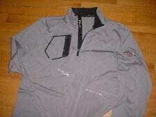 Ralph Lauren RLX Mens Tech 1/2 Zip Pullover XL OKLAHOMA-CHRISTIAN-UNIV-GOLF-LOGO