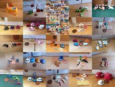 Elección De Playmobil-Banda de plumas Carteras pelucas Maletín Bolsas Casco Sombreros Rosas