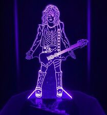 Paul Stanley (KISS) light