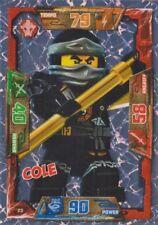 Lego Ninjago Serie 1 - # 23 - Spezial - Cole - Mint ( Boosterfrisch )