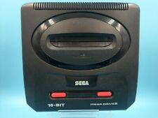 jeu video console sega megadrive II BE loose sans cable ni manette fonctionne