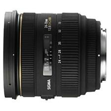 Sigma 24-70mm F2.8 IF EX DG HSM Standard Lens Nikon Brand New Jeptall
