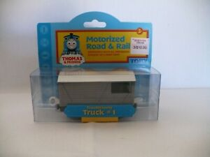 Thomas Motorized Road & Rail 'Truck #1' by Tomy sealed