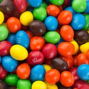 M&M'S PEANUTS 5 LBs Milk Chocolate CANDIES Bulk Vending Candy
