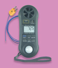 Control Company Enviro-meter 4 in 1 4332 NEW