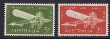 Australian Pre-Decimal Stamps 1964 First Air Mail Set 2 MNH SPECIAL PRICE