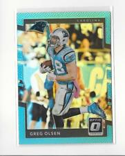4be20886b Panini Serial Numbered Greg Olsen Football Trading Cards for sale | eBay