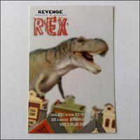 Avant Card #15722 2012 Revenge of Rex Postcard (P422)