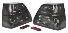 MK2 GOLF Tail lamps, Mk2 Golf, Smoked Crystal Clear - WC945RLG01S