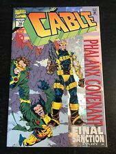 "Cable#16 Incredible Condition 9.4(1994)""Phalanx Covenant"" Foil Cover!!"
