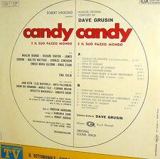 OST CANDY e il suo pazzo mondo LP CAM  SAG 9029   ITALY  1970 DAVE GRUSIN