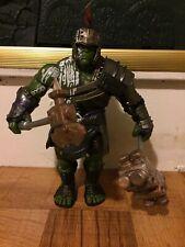 """Marvel Legends Thor Ragnorak Build A Figure BAF Gladiator Hulk 100% Complete 9"""""""