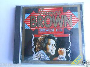 #cd jazz blues soul R&B james brown greatest hits live apollo theatre rare cd's#