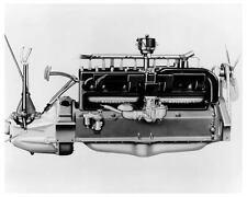 1929 Pierce Arrow Engine Photo Poster Z0483