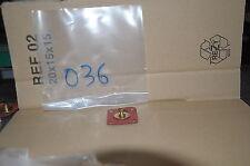 5 MEMBRANES 0036 POUR CARBURATEUR SOLEX S 34 PAIA - EIES FIAT LANCIA 6550008