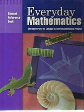 McGraw Hill Everyday Mathematics Student Reference Book Grade 6 ISBN# 0076000613